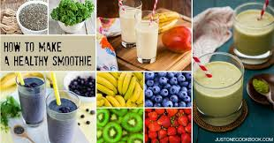 TIPS FOR MAKING HEALTHY SMOOTHIES